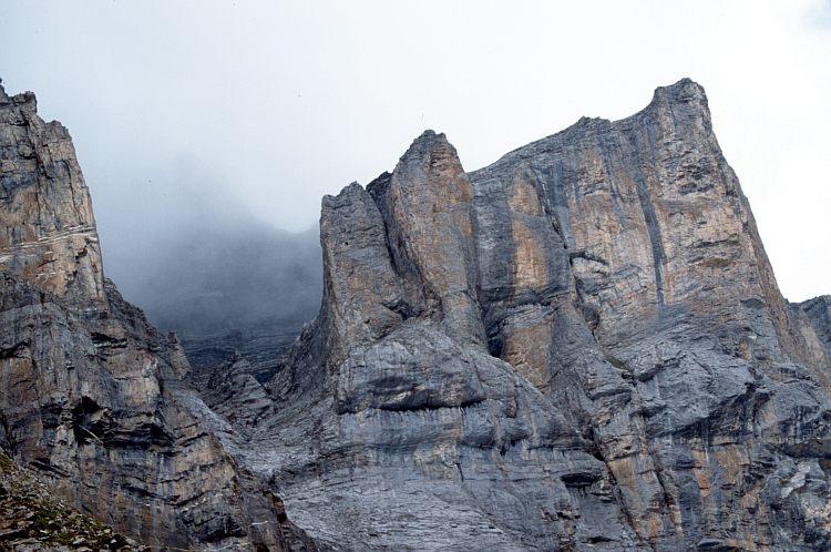Klettersteig Daubenhorn : Das daubenhorn gemmi klettersteig